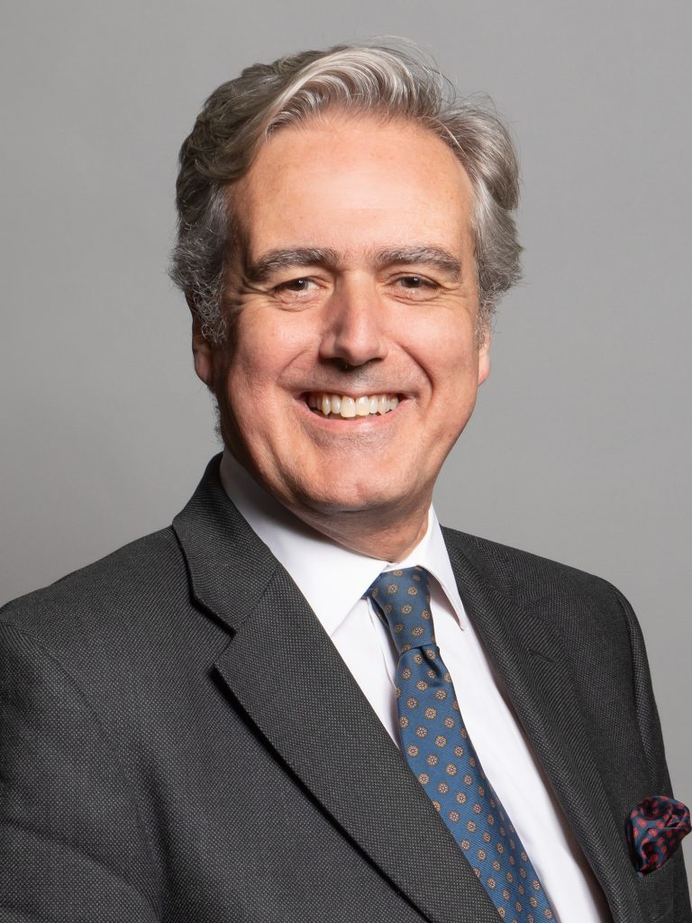 Mark Garnier MP - Wyre Forest
